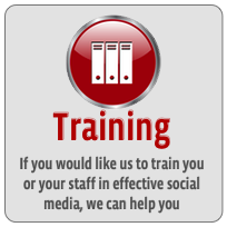 Social Media Agency Services: Training