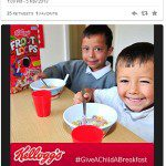 kellogs tweet fail